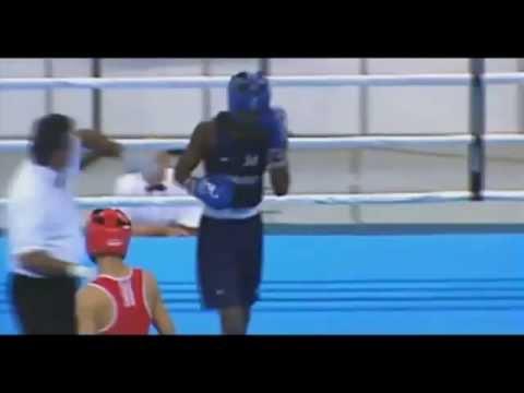 Бронзового призера ЧМ по боксу встретили в Шымкенте