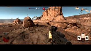 Star Wars: Battlefront Beta Gameplay 2k GTX 960