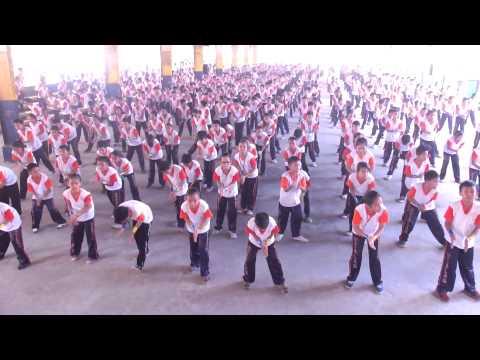 Tala High School Wellness Dance Exercise video