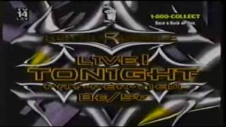 WWF Royal Rumble 2001 Commercial 2