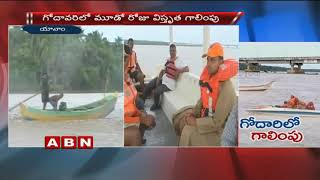 Boat Mishap In East Godavari District, Rescue Operations Continues  On 3rd Day