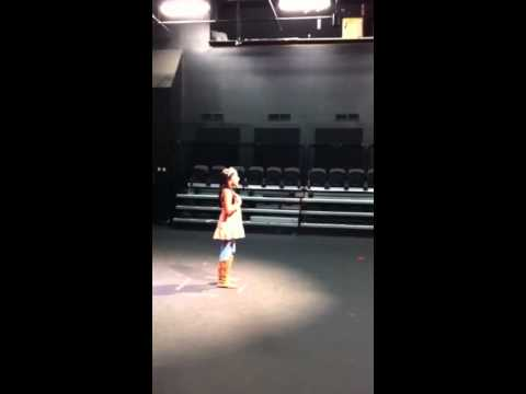 Ava Lauren-corpus Christi Idol Auditions video