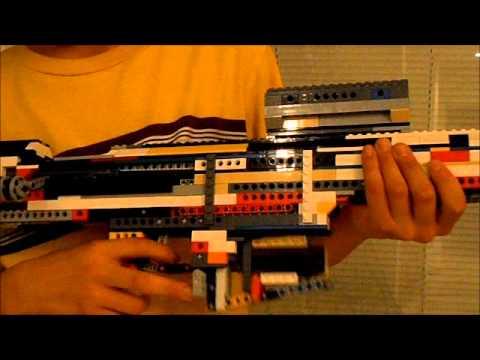 Lego Barrett M98B