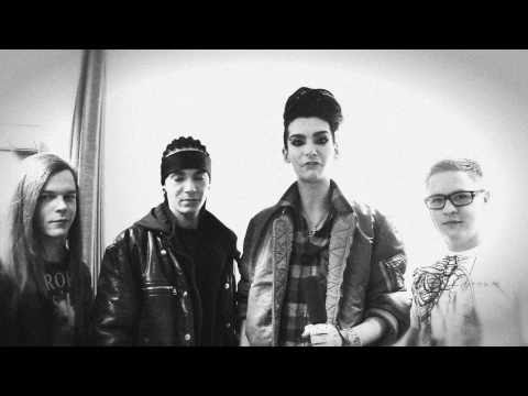 Tokio Hotel Christmas Greeting German