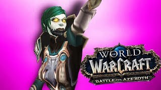 BFA How Are Shadow Priests? - World of Warcraft: Battle For Azeroth (Beta)