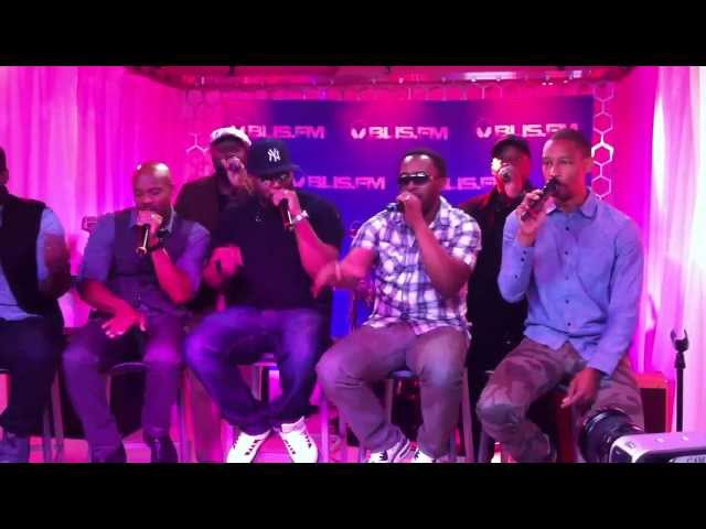 Naturally 7 On The Raheem Devaughn Show Washington DC