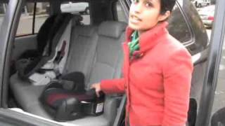 Booster Seat Demonstration: Injury Prevention