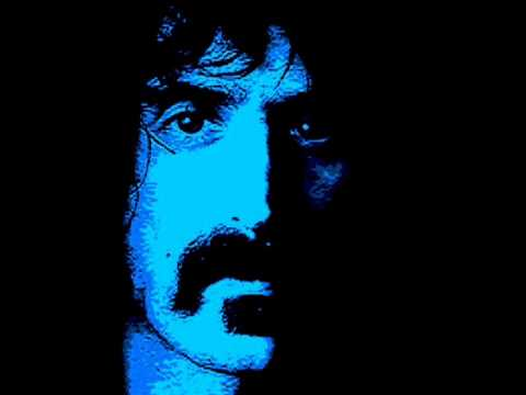 Frank Zappa - The Blue Light