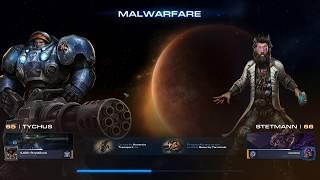 Starcraft II Coop Mastery Level 65 pt 3 - Tychus
