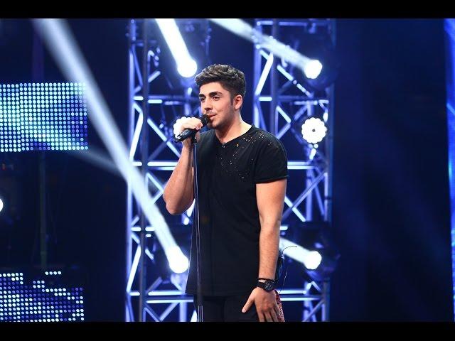 Justin Bieber - Sorry. Vezi aici cum cântă Alex Mladin la X Factor!