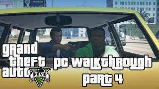GTA 5 (PC) GT 650M / 8 GB RAM / i7-3630QM / 8 CPU Gameplay: Complications