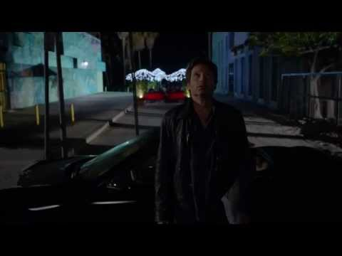 Californication - Hank and Becca moment Season 6 - Ryan Adams (Wasted Years) HD