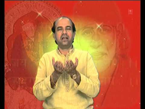 Om Sai Namo Namah Sai Mantra By Suresh Wadkar I Shirdi Ke Sai...