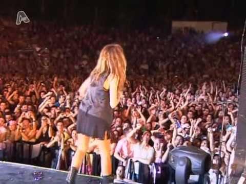 ΑΠΑΓΟΡΕΥΜΕΝΟ SUMMER TOUR 2009 - ANNA VISSI [Full Concert]