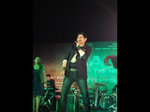 Neeraj Sridhar At Pgdav Fest 2015 video