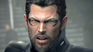 Deus Ex Mankind Divided Cinematic Trailer