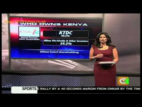 Who Owns Kenya: Kenya Tourism Development Corporation (KTDC)
