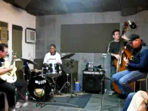John Stein shuffle blues (Green Street) tom G