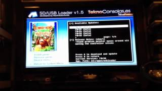 How to Update CFG USB Loader