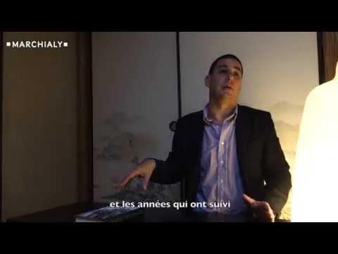 "Jake Adelstein présente ""Tokyo Vice"" aux Éditions Marchialy"