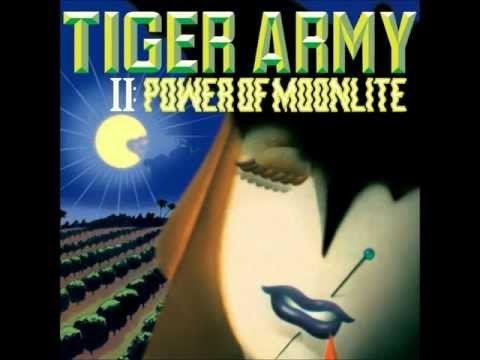 Tiger Army - Under Saturns Shadow
