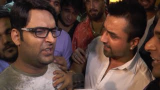Kapil Sharma & Ajaz Khan FIGHT in PUBLIC | EXCLUSIVE VIDEO