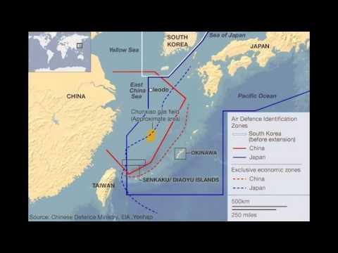 China and Japan smooth over East China Sea island row