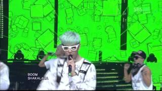 BIGBANG_0415_SBS Inkigayo_FANTASTIC BABY
