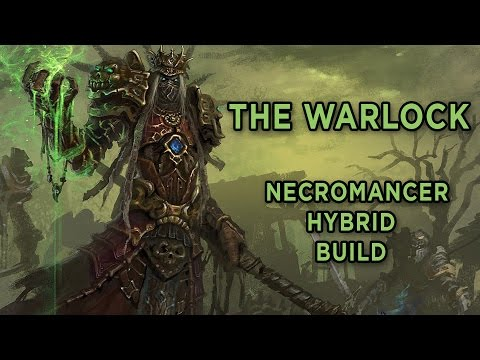 GW2: Introducing the Warlock [ultimate necromancer hybrid]