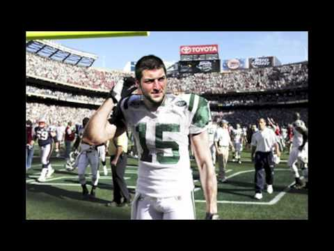Tim Tebow by Colin Cowherd