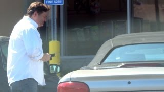 TALKING CAR ALARM PRANK - Positively Pranked