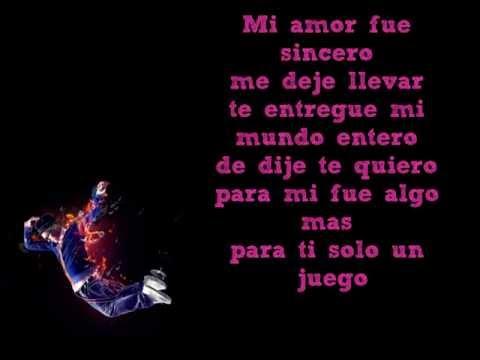 Rodriguez Feat. Ander & Rossi - No Voy A Llorar [Letra] HD.