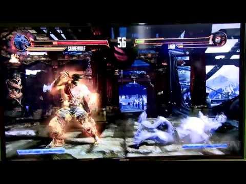 Killer Instinct - Saberwulf's 41-Hit Ultra Combo - E3 2013