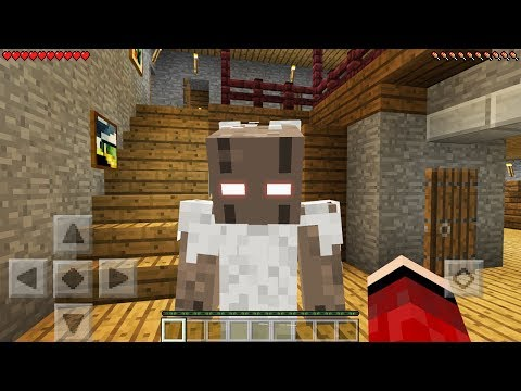 I FOUND Granny Horror in Minecraft Pocket Edition