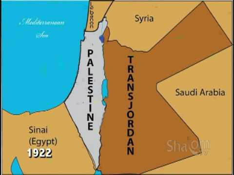 HIstory of the West Bank & Israeli Settlements, Part 2 of 4