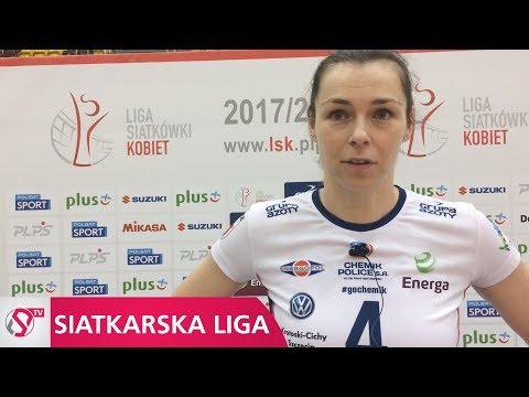 Wielki Finał Ligi Siatkówki Kobiet: Chemik Police – ŁKS Commercecon Łódź