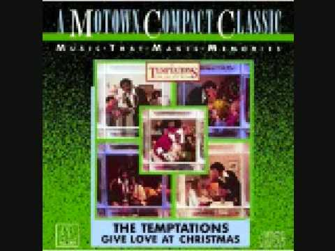 The Temptations- Give Love on Christmas Day