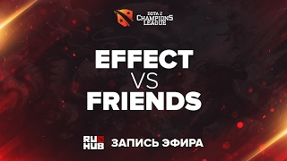 D2CL S10: Effect - Friends, game 2 [V1lat, Tekcac]