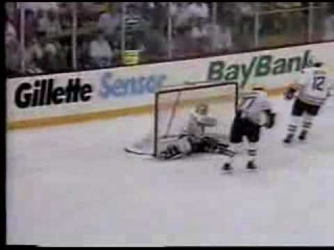 Mario Lemieux's Top 10 Goals (1984-1992) Video