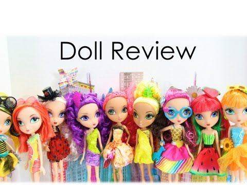 Doll Collection Review : La Dee Da Update | Plus The Red Gum Ball