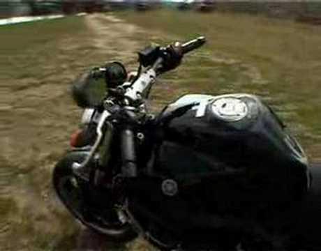 Honda 600 Hornet, Kawasaki Z 750, Suzuki GSR 600, Yamaha FZ6