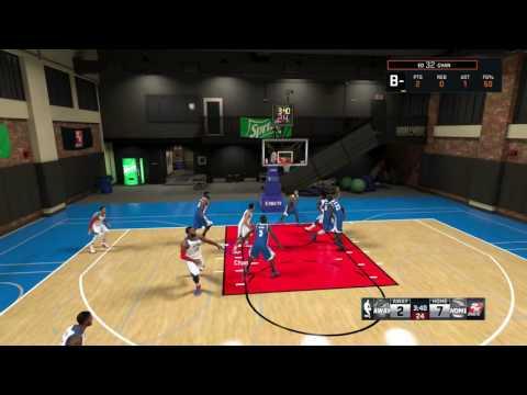 NBA 2K15 PS4 Detroit Pistons Team Scrimmage Season 2020-2021