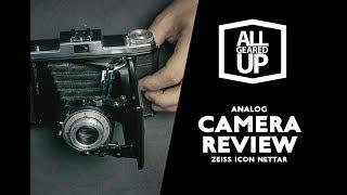 Analog Medium Format Folding Camera Zeiss Icon Nettar 6x9
