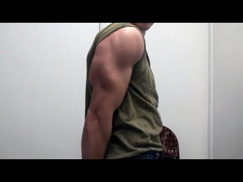 How to Get Big Triceps With Bodyweight Exercises! Only 3 Exercises!