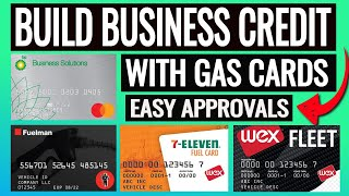 Download lagu How To Build Business Credit With Gas Cards 2021 - Best Gas Business Credit Cards With NO PG