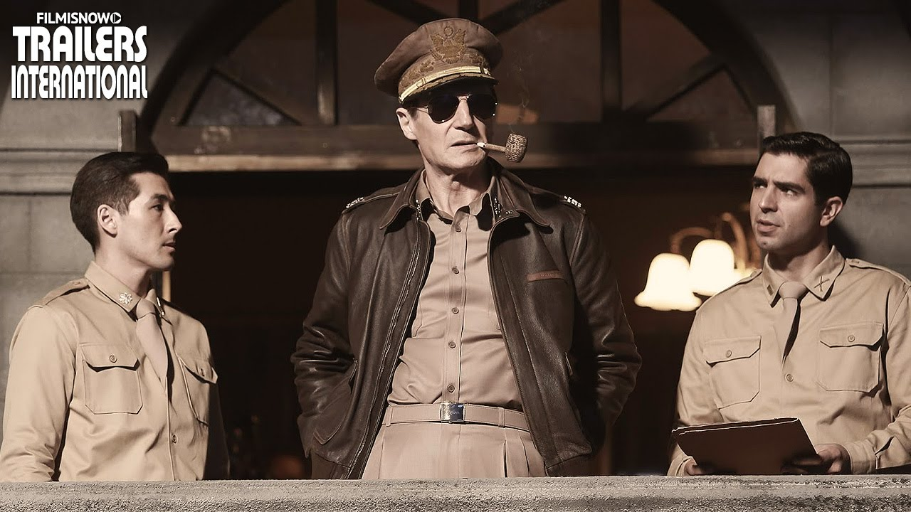 인천상륙작전 티저 예고편 | Operation Chromite ft. Liam Neeson - Trailer [HD]