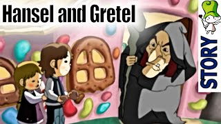 Hansel and Gretel - Bedtime Story Animation | Best Children Classics  ᴴᴰ
