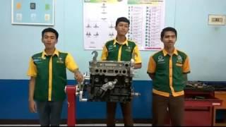 OVERHAUL ENGINE 1TR-FE [Automotive4CreativeStudio] SMKN 6 BANDUNG
