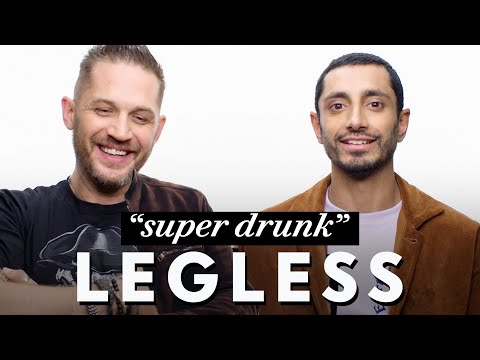 Tom Hardy and Riz Ahmed Teach You British Slang | Vanity Fair en streaming
