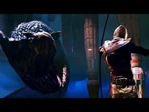 Assassin's Creed Origins: НЕМНОГО ЛОРА (что там с сюжетом?)